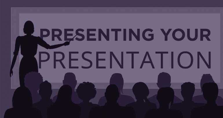 Presenting your presentation